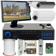 The Best 32 Channel CCTV Security Systems from BestCCTVSystem.com
