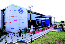 ARaymond in India: plant inauguration