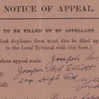 New online resources tell story of Willesden's conscientious objectors...