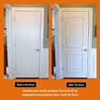 Innovative New EZ-Door Transforms Interior Doors Quickly and Easily at...