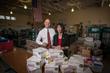 Chris Clark, National Chief Development Officer for Operation Gratitude, and Carolyn Blashek, Founder of Operation Gratitude