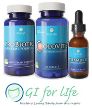 GI For Life, colon health supplements