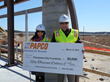 PAPCO Pledges $50,000 Gift for CBF'S Brock Environmental Center