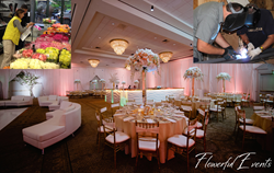 Flowerful Events is a Full Service Floral Design and Event Production Company