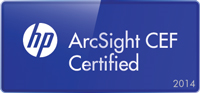 HP ArcSight logo