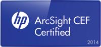 HP ArcSight logo
