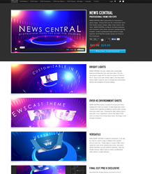 Pixel Film Studios Theme - FCPX Templates - Final Cut Pro X - News Central