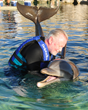 Jon Voight Swam, Had Fun and Learned About the Dolphins in Delphinus...
