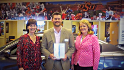stillwater chrysler jeep dodge ram dealership supports stillwater public schools