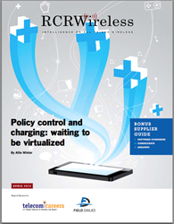 policy control and charging report