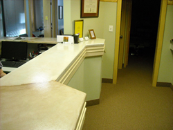 Cement or Concrete Countertop Materials
