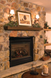 More than 20 years ago, the Antlers led the Vail Valley in converting wood-burning fireplaces to natural gas for cleaner air. (c) Antlers at Vail