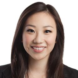 Sales Associate Jessica Kung