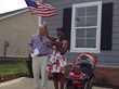 RJ Young Dedicates Habitat for Humanity Home
