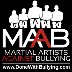 Martial Artists Against Bullying at DoneWithBullying.com