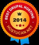 2014 Best Drupal Hosting