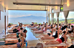 A health and wellness retreat in Costa Rica provides long-term benefits to health... and to the bottom line. Photo credit: Pura Vida Retreat and Spa