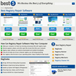 Best 2014 Best Registry Repair Software is Ranked at Best-5