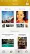 iPhone travel app