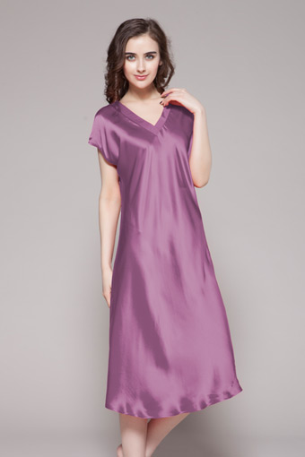 Lilysilk Announcement  Affordable Silk Nightgowns Care For Your Sound Sleep 4608b4cdc6