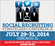 Gerry Crispin to Keynote the GSMI Social Recruiting Strategies...