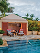 Reserve one of the Missoni designer cabanas at Four Seasons Resort Maui's adults-only Serenity Pool