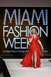 Miami Fashion Week, Founder and President, Beth Sobol in Couture Gown by Samy Gicherman