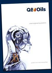 Smart Engineering Solutions brochure from Q8Oils