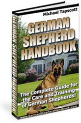 german shepherd handbook review