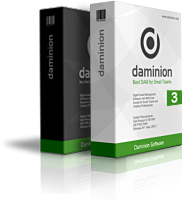Daminion 3.0 - an inexpensivedigital asset management program (DAM) for small teams