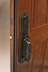 ProVia's Embarq Fiberglass Entry Door