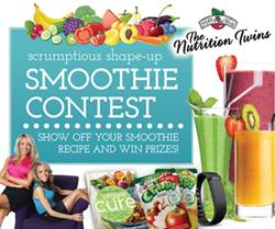 smoothie recipe contest