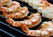 Grilling Shrimp in the Shell