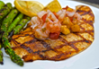 Grilled Talapia plated