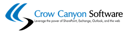Crow Canyon Software for Sharepoint