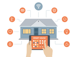 smart home, home automation, security