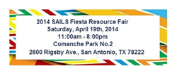 101 Mobility San Antonio will be at the SAILS Resource Fair on April 19th.