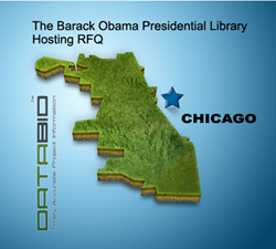 Barack Obama Presidential Library DataBid