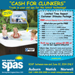 Cash for Clunkers Program for Older Hot Tubs Now Available thru New...
