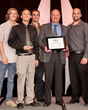 QCMI Receives 2014 Family-Owned Business of the Year Award