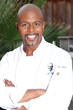 "Chef Jerome Brown, as seen on Food Network's ""Extreme Chef"" and ESPN's ""I've Got Skills,""  at Michigan International Women's Show"