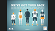 We Have Got Your Back NATM 2014 poster