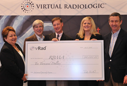 vRad Education Scholarship Celebrates Fifth Anniversary