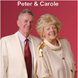 Peter Oelmann and Carole Taylor