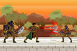 Game Still From the Piye Chronicles Mobile Game - Currently in Development