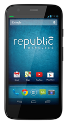 Moto G smartphone now at Republic Wireless - save big bucks on your smartphone service