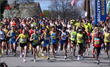 2013 Boston Marathon Runners