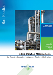 METTLER TOLEDO  Releases Guide to Corrosion Prevention in  Chemical Plants and Refineries