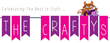 The Craftys -- Awards that celebrate the best in craft