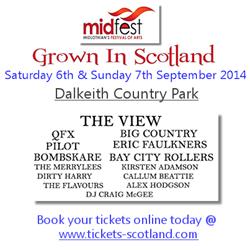 Midfest Grown In Scotland